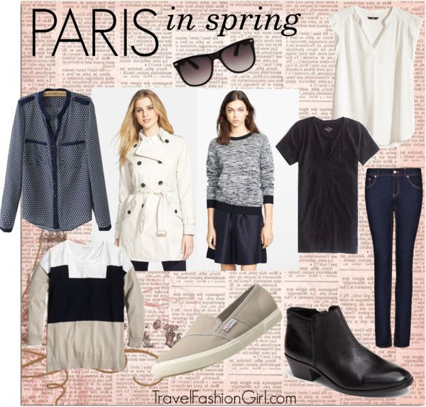 What Shoes Do Parisians Wear In The Spring