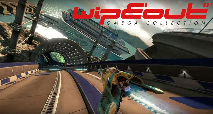 WipEout Omega Collection brings together all the content from WipEout HD, WipEout HD Fury and WipEout 2048, enhanced for PS4 and PS4 Pro. Join the Anti Gravity League on