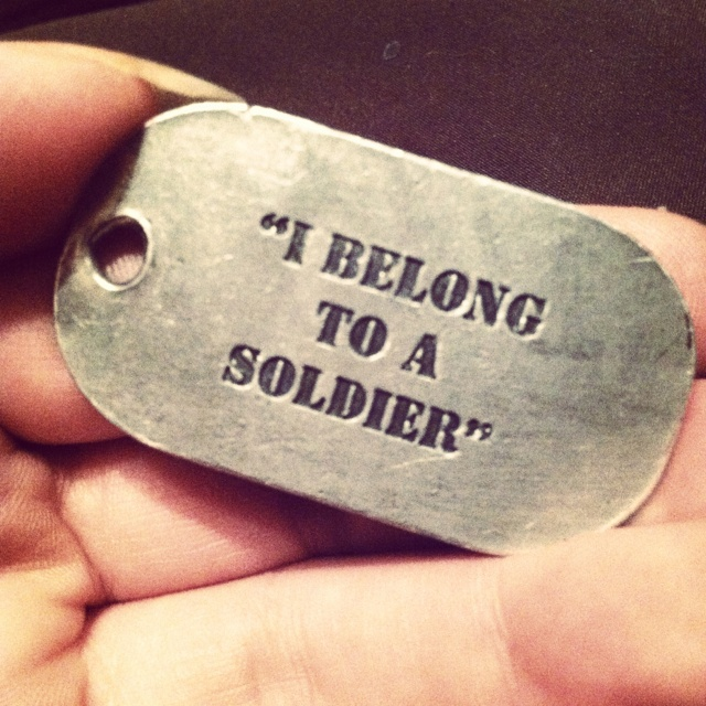 Soldier to u daddy who protects us to robby and uncle steve who died protecting us