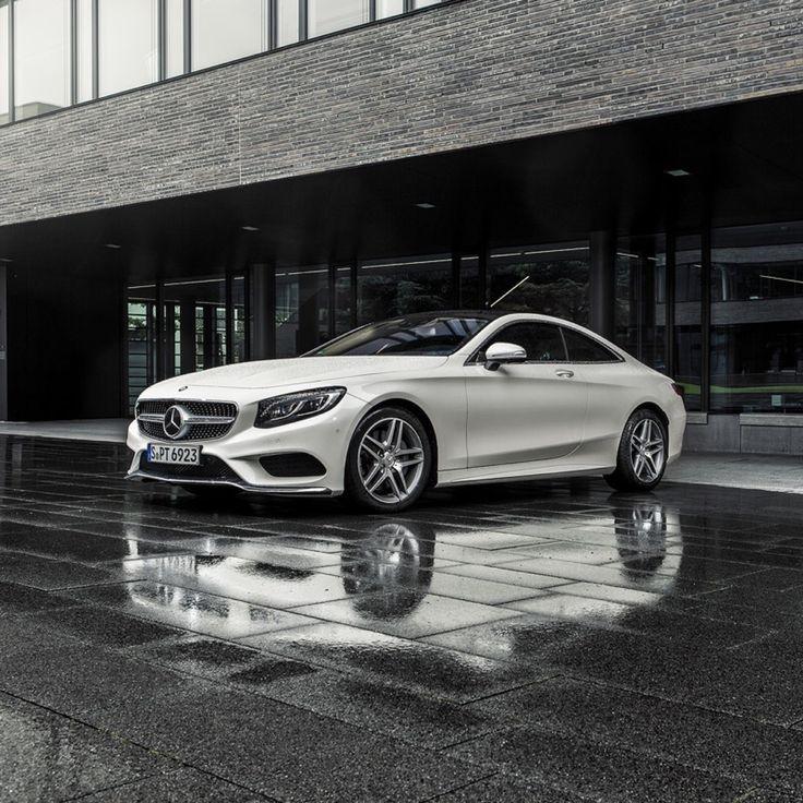 Mercedes-Benz S 500 Coupé
