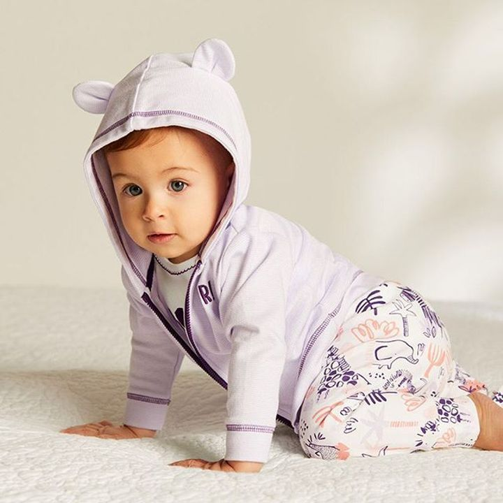 fffe8f79cee1 I love baby hoodies with ears! Click this pin to find this adorable ...