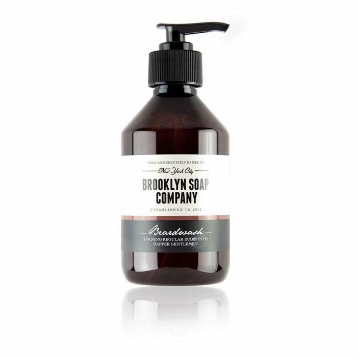 produit entretien barbe shampoing pour barbe