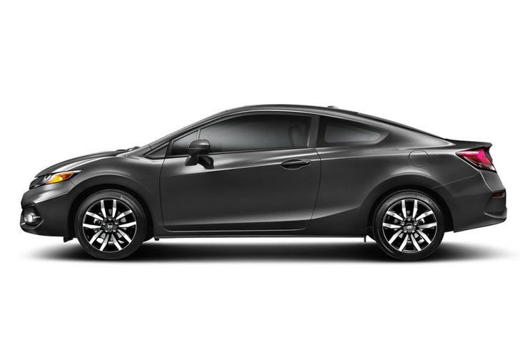 2014 Honda Civic Coupe Shows Off Makeover: 2013 Los Angeles Auto Show | Edmunds.com