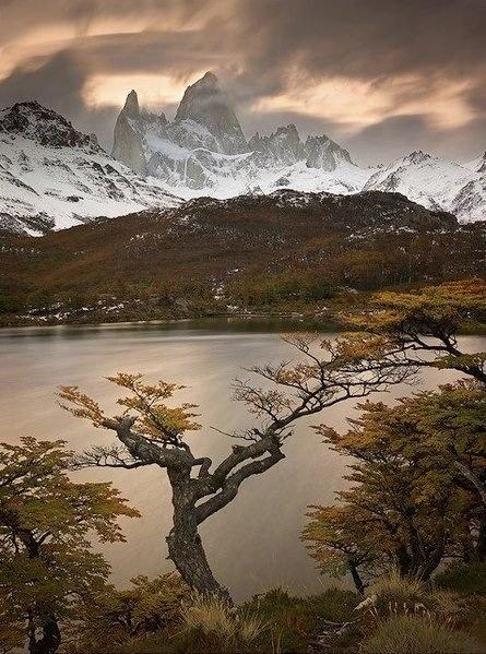 Torres del Paine, Sur de Chile.