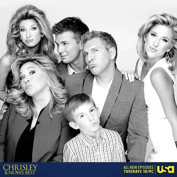Chrisley Knows Best ....