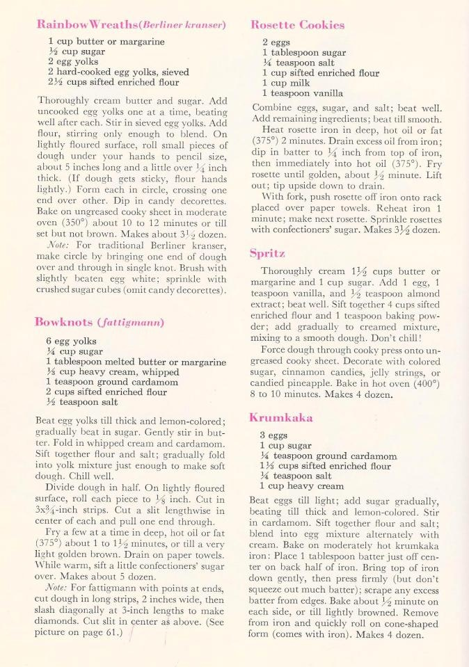 1000 images about old fashion cooking baking on pinterest - Better homes and gardens cookbook 1968 ...