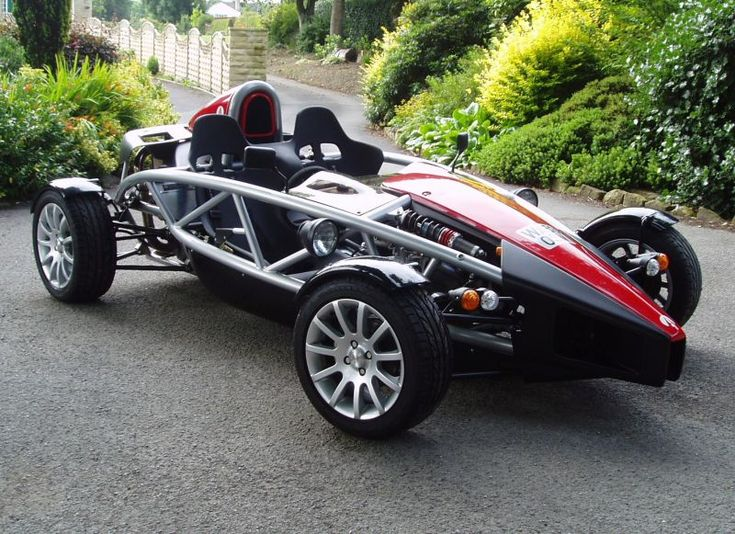 Ariel Atom:  One of the fastest, best handling cars in the world for the price of a well equipped Acura TL...