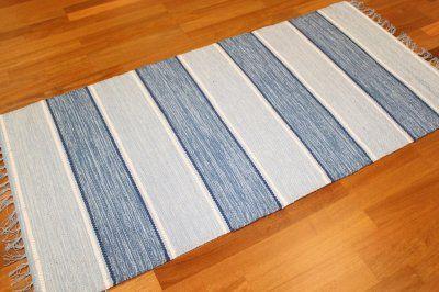 Trasmatta - Julia (blå)