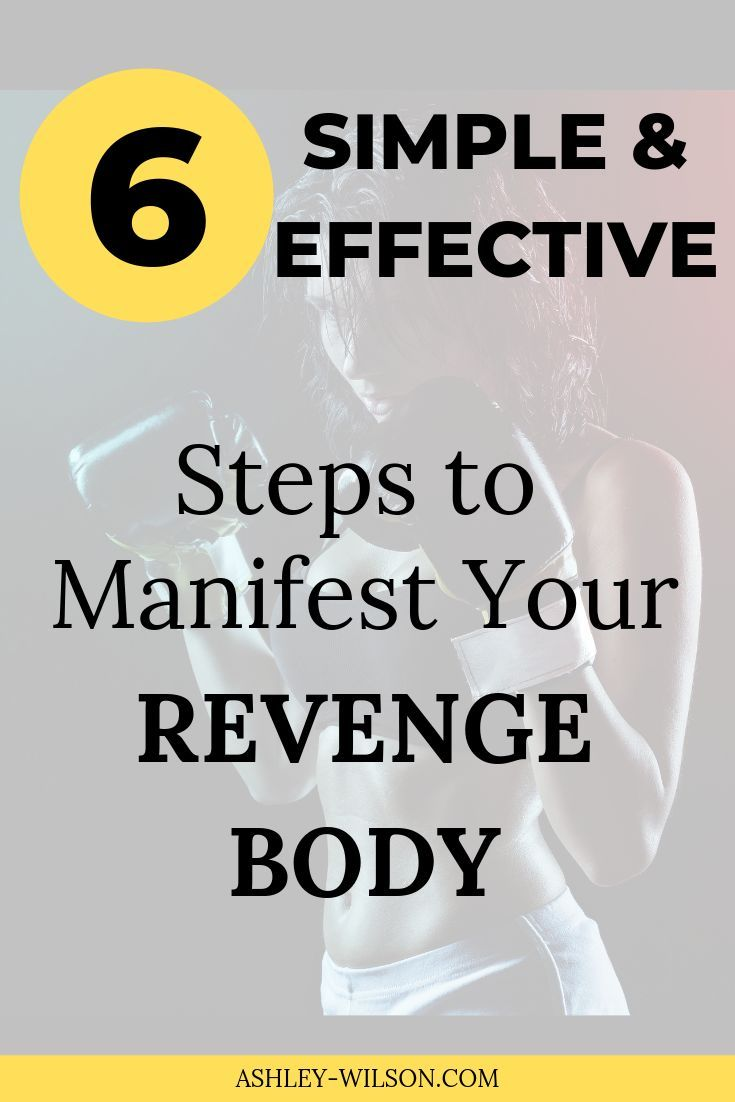 Manifesting Your Ideal Weight | Revenge body, Ideal weight ...