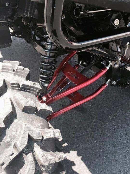Honda Pioneer 700 Side by Side Lift Kit - SxS / UTV / ATV