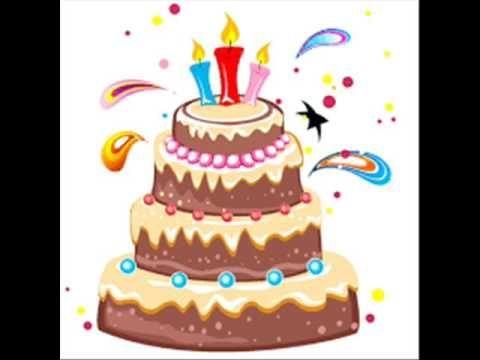 Tarjeta de Cumpleaños - Feliz Cumpleaños Canción Instrumental 2017 - Para Dedicar - YouTube