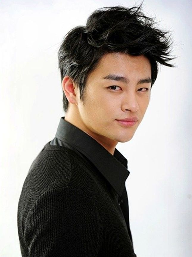 Best Korean Hairstyle Images On Pinterest Male Haircuts Men - Hairstyle korean guys