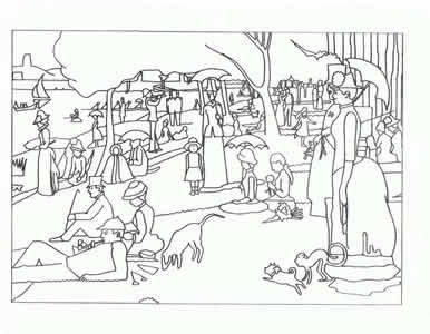 48 best Kids' Masterpiece Coloring Pages images on