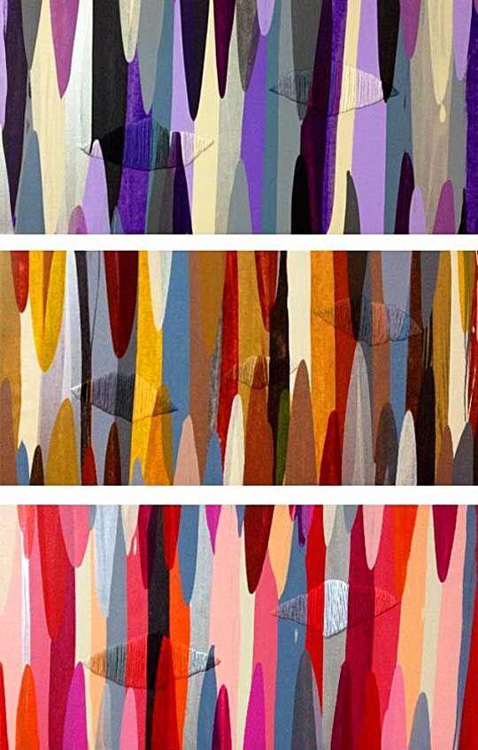 RAUL DE LA TORRE 3 PALABRAS 3 CARTAS 3 POEMAS Diseño Mi vida 2.014 PULGADAS 45x30 Raúl de la Torre Entrevista: La Evolución constante