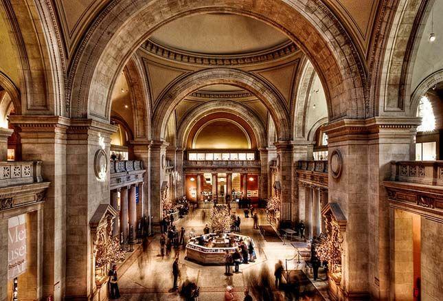 Metropolitan Művészeti Múzeum (MET)-New York