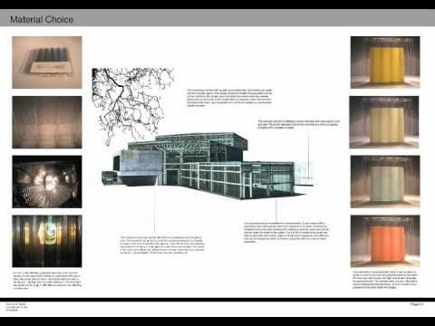 Part 1 Architecture Degree Portfolio My Final For BA Hons Course At Manchester School Of