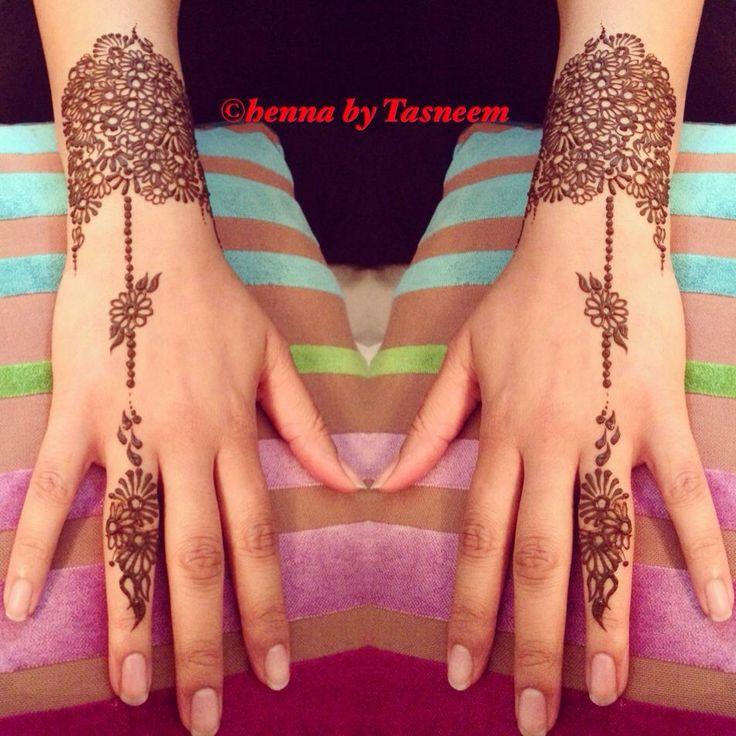 Henna By tasneem