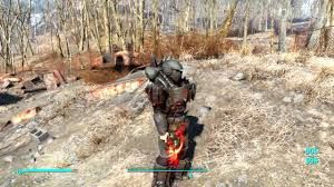 Image result for fallout 4 automatron robot armor