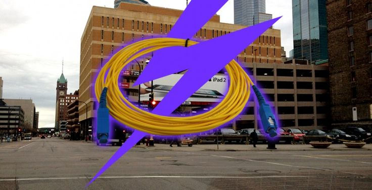 Fastest Internet Ever hits Minneapolis first