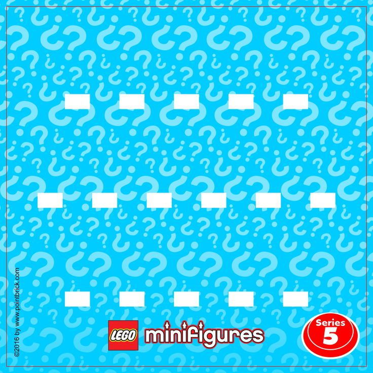 LEGO Minifigures 8805 - Series 5 - Display Frame Background 230mm 1- Clicca sull'immagine per scaricarla gratuitamente!