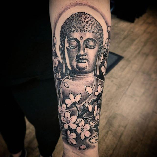 Top 25+ Best Buddha Tattoos Ideas On Pinterest