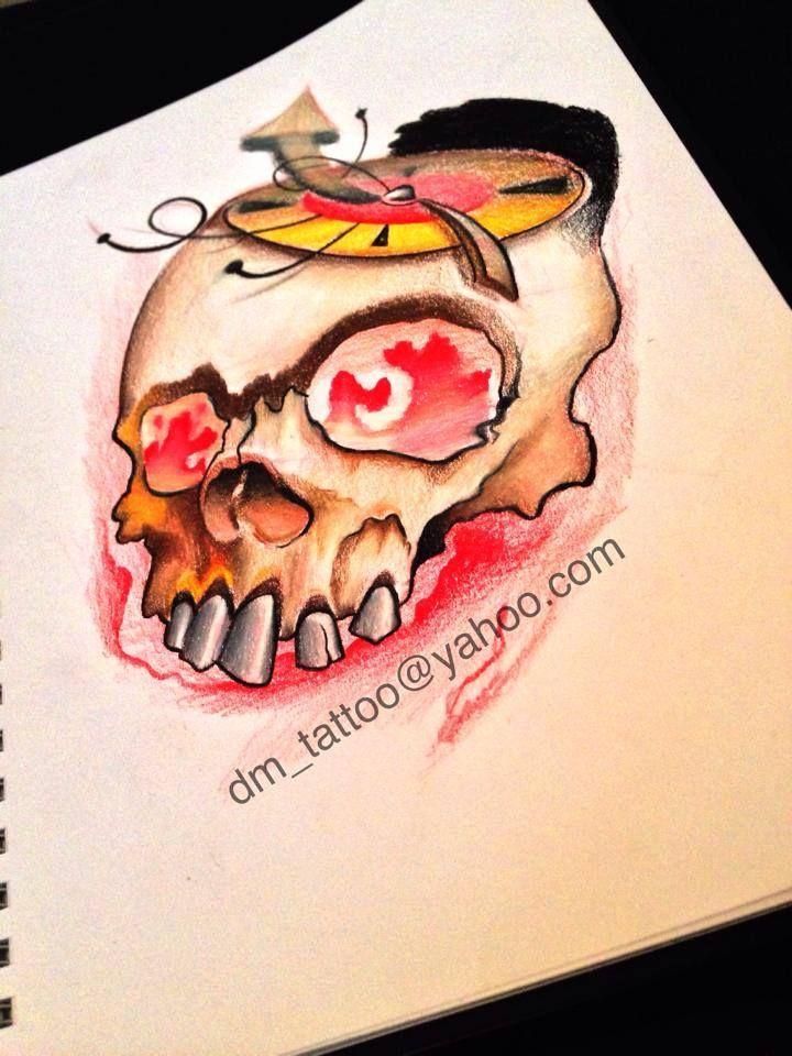 #skull #fun #newpencils