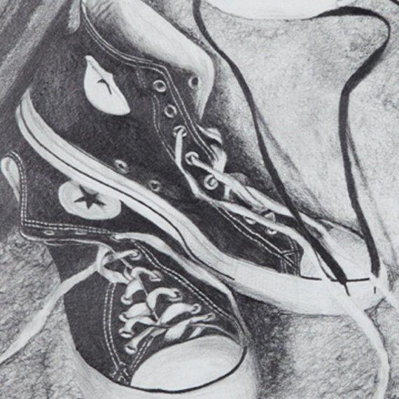 Lincoln Park 30x20 Original pencil drawing.  by KarinaStanton