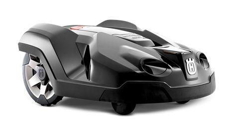 Husqvarna Automower 430X affronta pendenze fino al 45%