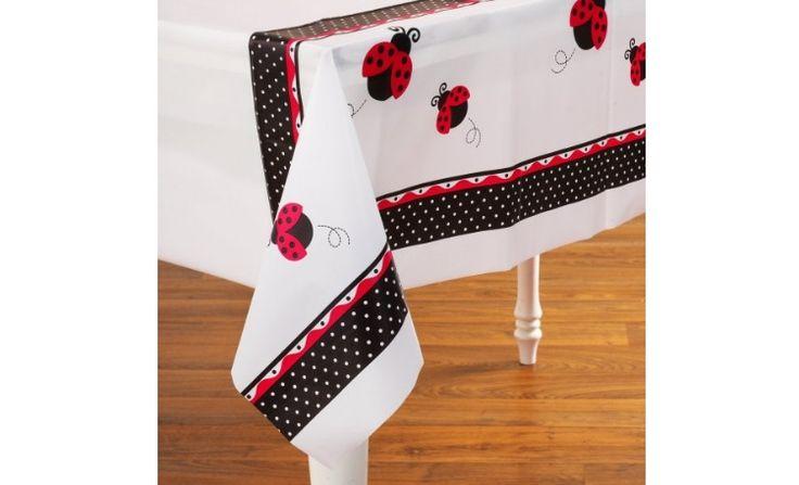 Ladybug Tablecover