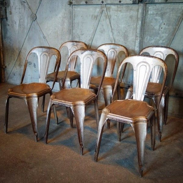 Original alter Multiple-Stuhl von Fibrocit Fibrocit Multiple chair original  #fibrocit #industrial #metallstuhl #vintage #klassiker #original #stil #metallstuhl #fabrikschick #industrialdesign #metal #chair #design_classic