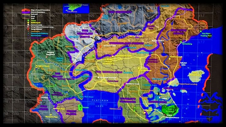 Red Dead Redemption 2 Map Red Dead Redemption Redemption Take Two Interactive