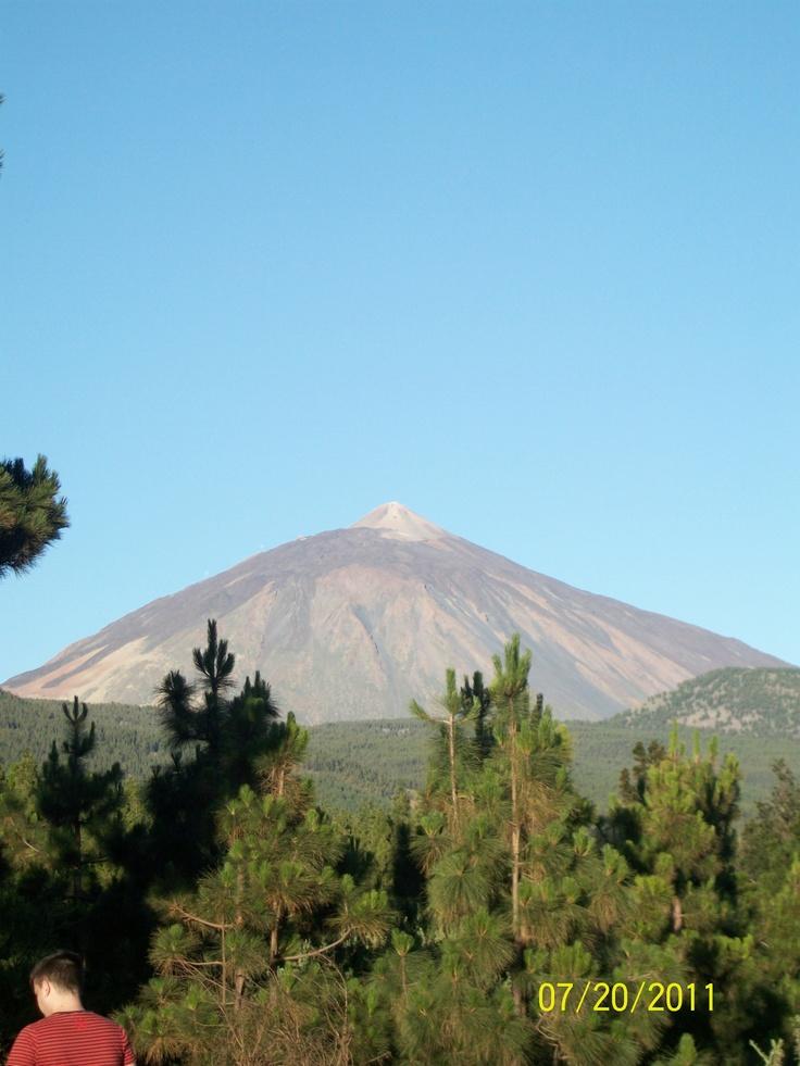 Volcano - Tenerefie, Canary Islands