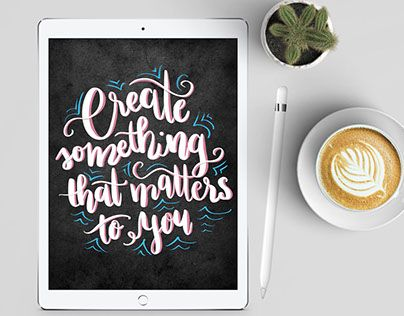 "Check out new work on my @Behance portfolio: ""Lettering on iPad"" http://be.net/gallery/58108001/Lettering-on-iPad"