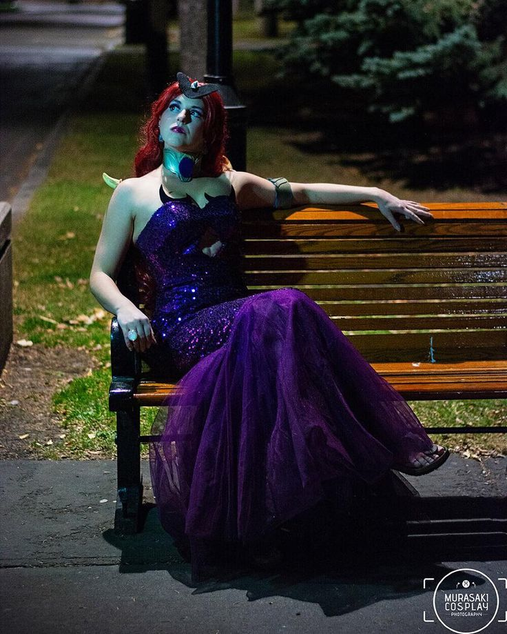 Pensive pondering on a park bench.  Absolutely no filter needed for this stunning shot that I got back from the lovely and talented @djmurasaki if your local to #yyc I highly suggest checking her out!  #moonie4life #mooniemonday #sailormoon #queenberyl #photoshoot #shemakesmelookgood #glam #negaverse #anime #animecosplay #cosplaygirl #cosplayersofinstagram #sohappy #photoshoot