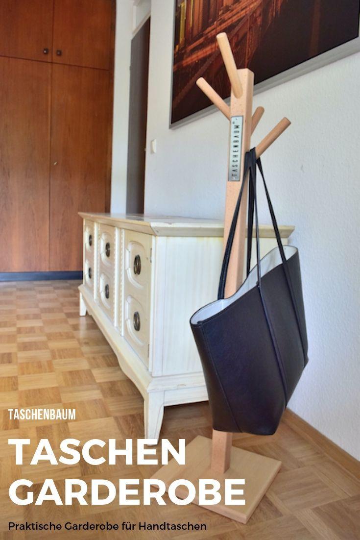Taschenbaum Eisen Weiss Matt Mit Bildern Garderobe Stander