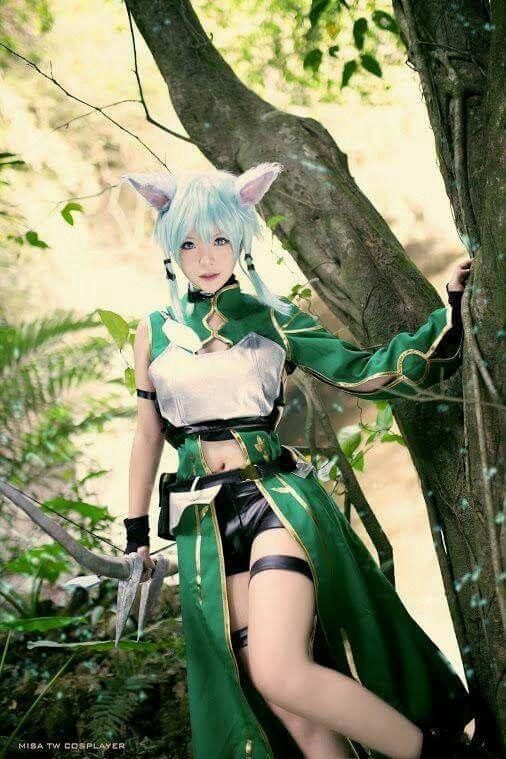 Sinon Cosplay - By Sword Art Online ღ