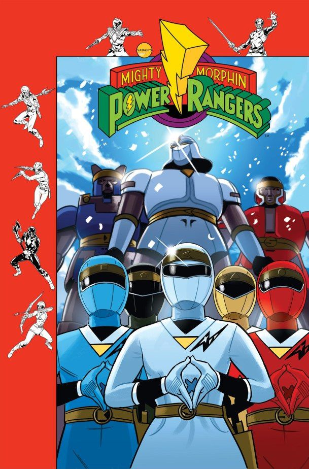 6794f2fef Mighty Morphin Alien Rangers   Power Rangers   Power rangers, New ...