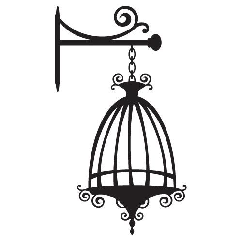 Hanging bird cage template hangingbirdcage birdcage pattern