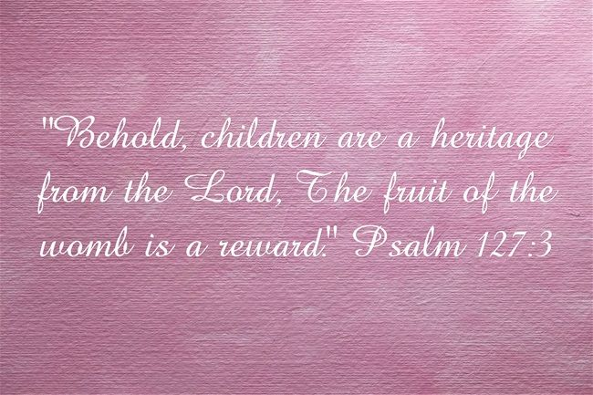 pregnancy scriptures | Bible-Verses-For-Birth-Announcements