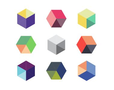 Box color tests  by Katie Potochney