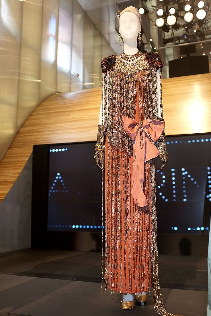Catherine Martin-Miuccia Prada Dress The Great Gatsby 2013