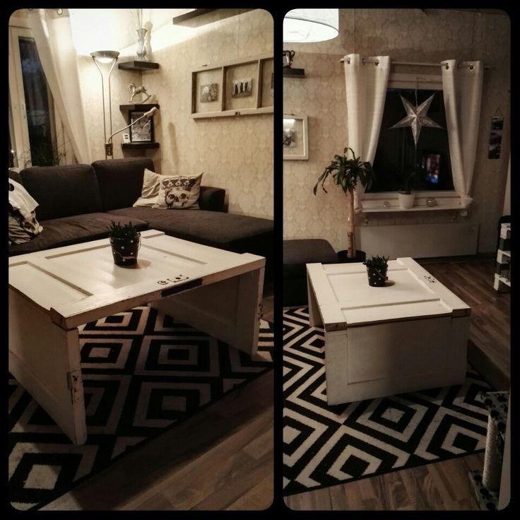 Kitchen Table Door: 17 Best Ideas About Old Door Tables On Pinterest