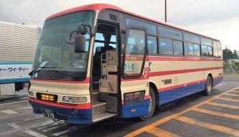 Sendai→Koriyama   Fukushima Express Bus