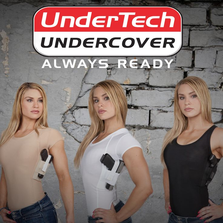 World's #1 Women's Concealed Carry Clothing Brand. All Made in America!  We carry women's tanks, scoop-neck, and midriffs in white/black/nude