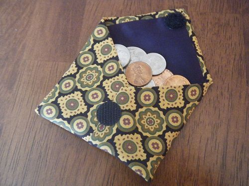 What Remains Now » Blog Archive » Tie = Coin Purse