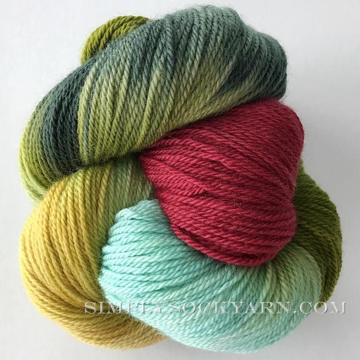 Simply Socks Yarn Company - BMFA BFL SW Angry Elf, $27.00 (http://www.simplysockyarn.com/bmfa-bfl-sw-angry-elf/)