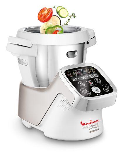 Participa no passatempo Switch e ganha um robot de cozinha Moulinex Cuisine Companion!