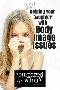 Tired of trying to do everything right to help your daughter's body image but feel like you can't get it right? Read this for encouragement and the best ideas for moms!