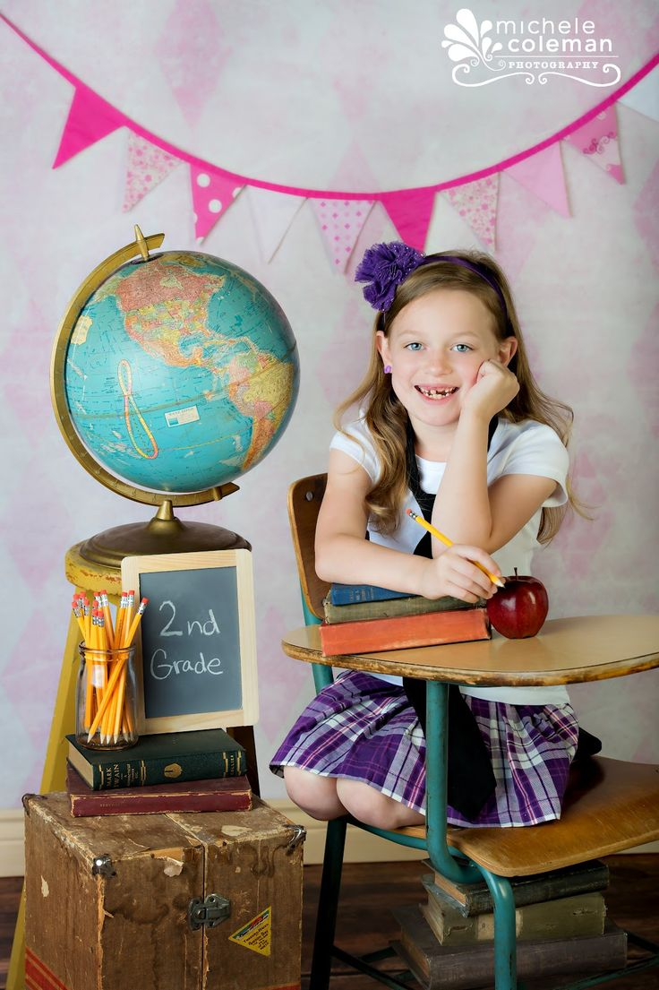 Back to School Mini Sessions 2012 | Michele Coleman Photography