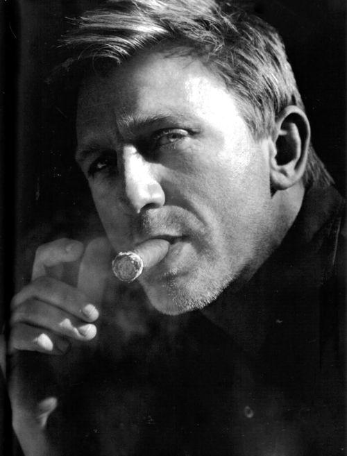 Bond, James Bond. this pic is a little different but its still daniel craig. :)